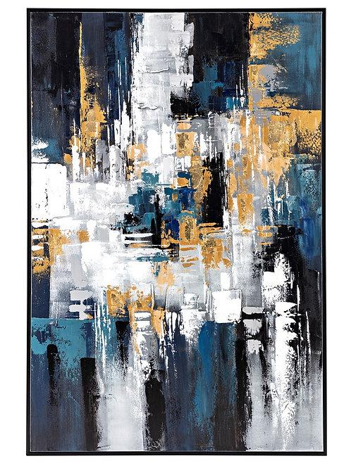 Marshall Framed Oil Painting