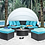 Thumbnail: Aria   Patio Daybed