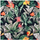 Thumbnail: Flower Printed Accent Chair