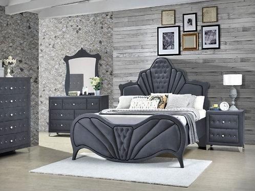 Dante Queen Bed