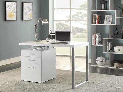 Brennan 3 Drawer Desk