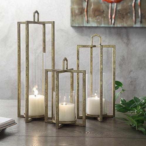 Bastillica Lanterns - Set of 3