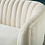 Thumbnail: Dionne Accent Chair in Black