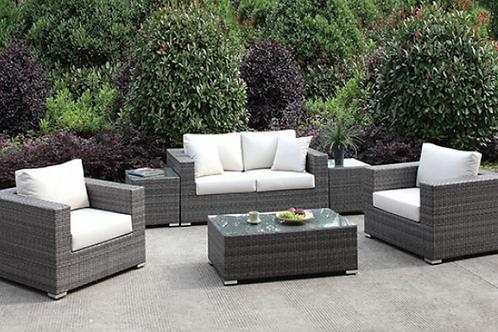 Somani | 6pc Sofa & Chair Set