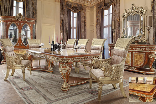 Napoleon 7pc Dining Set