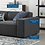 Thumbnail: Restore 8-Piece Sectional Sofa in Charcoal