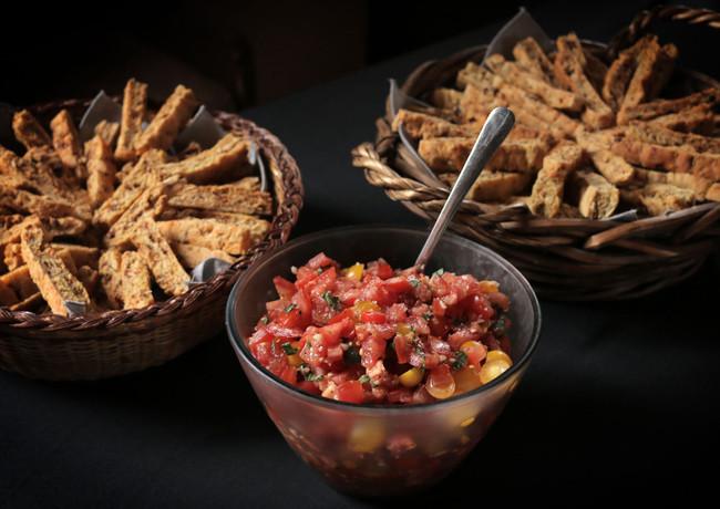 Bruschetta & Focaccia Breadsticks