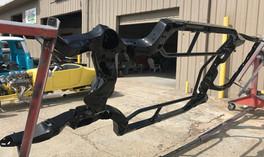 custom chevelle frame