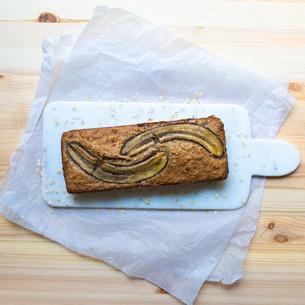 Joie de Eve bananenbrood || citroen blauwe bes