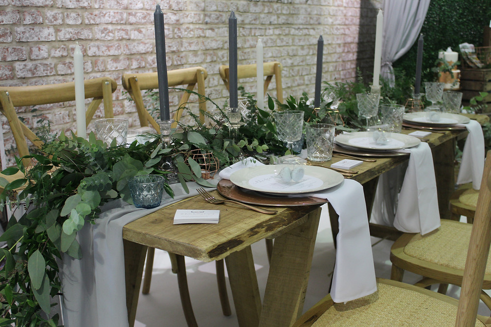 the national wedding show london exhibitor stand ideas