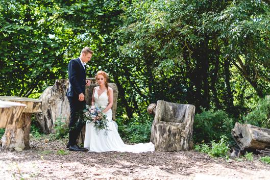 Hothorpe Hall Woodlands Wedding