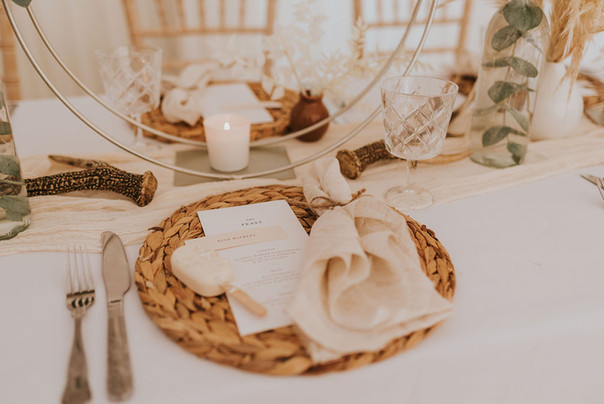 seagrass wedding charger plates for hire