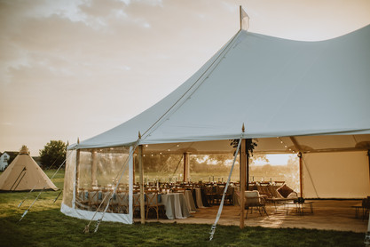 sami tipi sailcloth tent hire prices