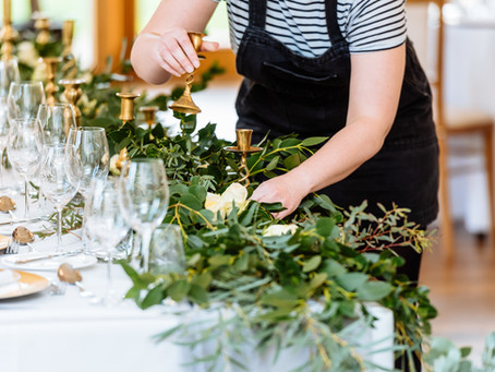 From Styling Plan to Reality: How to style your DIY wedding