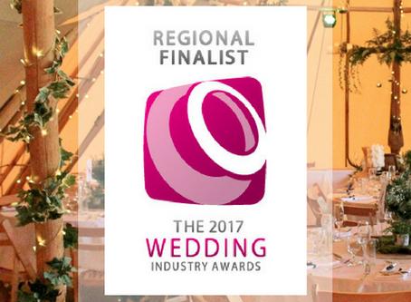 The Wedding Industry Awards 2017: Regional Finalists