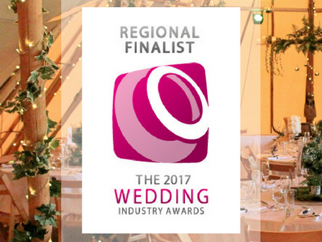 The Wedding Industry Awards 2017: Regional Finalists