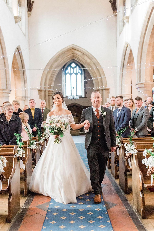 barrow upon soar church wedding