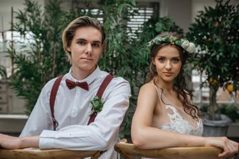 boho wedding styling prop hire