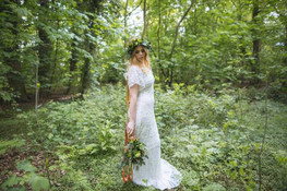 woodland wedding venue in leicester