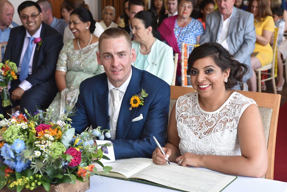 Ushma & Adrian's Wedding