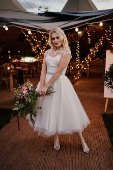 Illuminating Love Neon Wedding Ideas