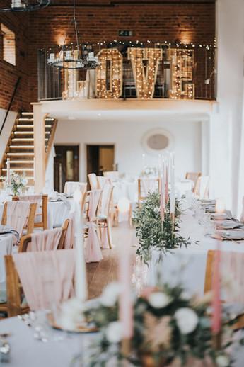 inside domoor house wedding venue
