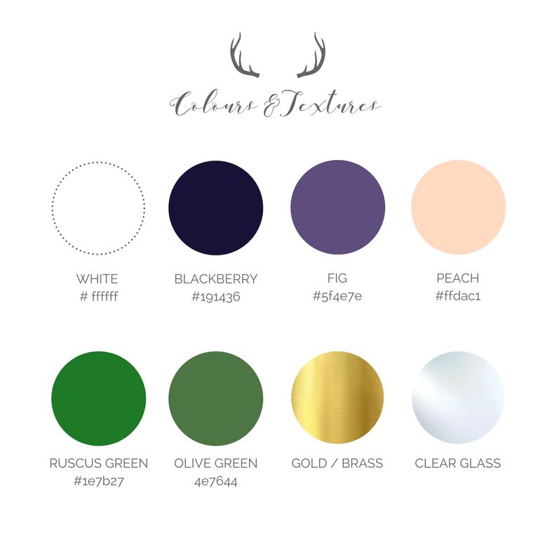 Colourful Wedding Palette