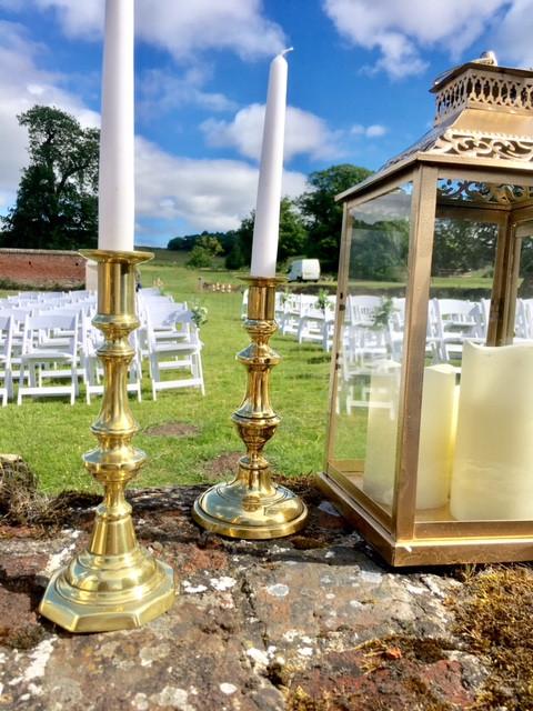 bradgate park wedding ceremony