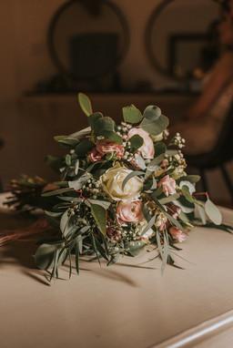 bridal wedding flowers