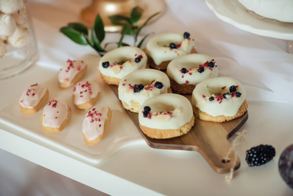 Donut Wedding Favours