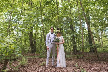 woodland wedding venue scraptoft farm