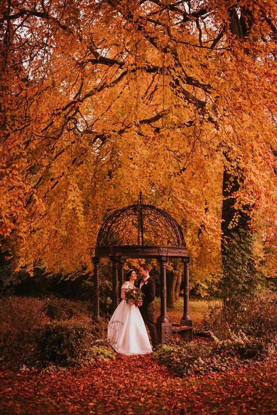 autumn wedding day photograph ideas