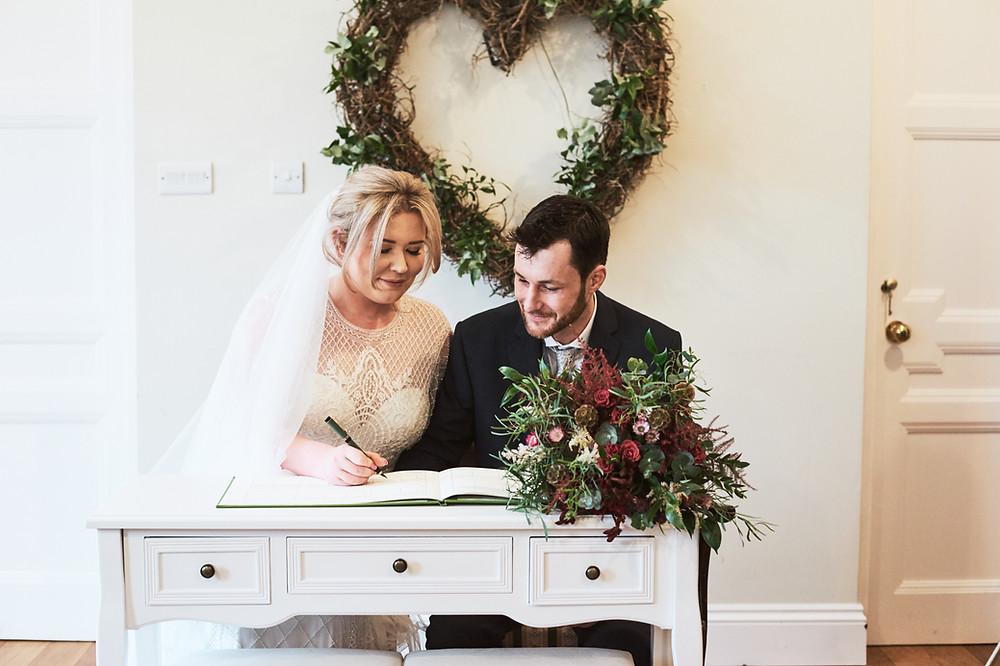 weddings at irnham hall
