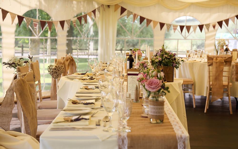 Lilac Rustic Wedding Ideas