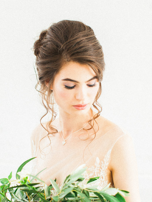 luxury wedding hair ideas