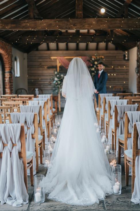 dodmoor house wedding ceremony