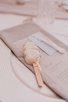 lollypop wedding favours