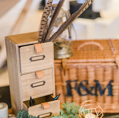 boho wedding styling leicester