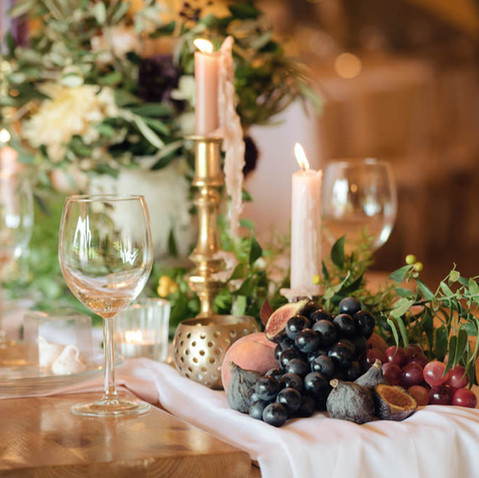 tuscan wedding ideas
