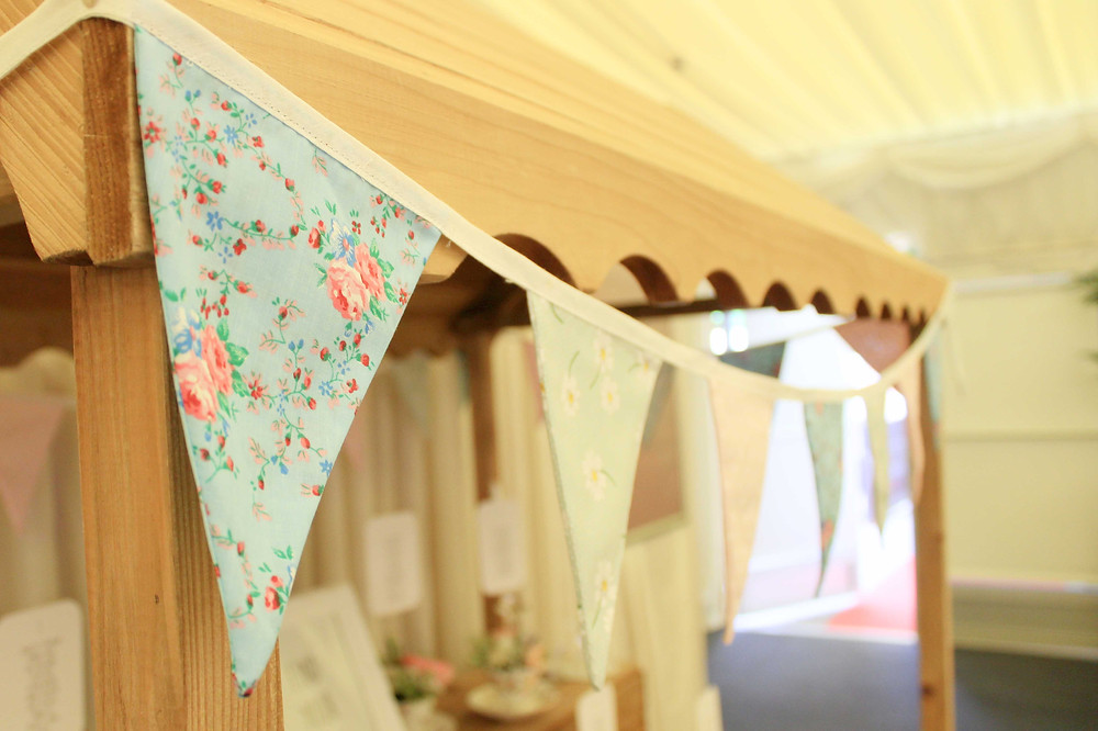 floral bunting hire leicester