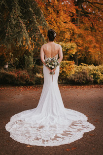 long train wedding dress me pretty