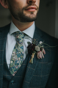 alternative wedding ties