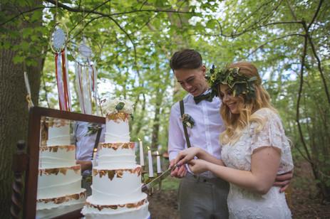 woodland wedding venue leicester