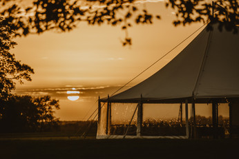 marquee sailcloth tent