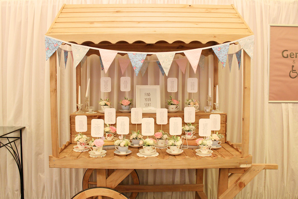 pastel themed party