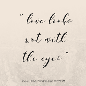 15 love quotes for your wedding