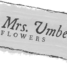Mrs Umbels