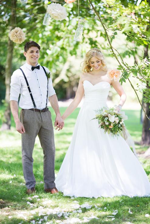 wedding ideas rustic