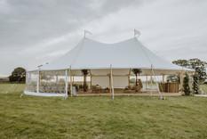 modern marquee hire sami tipi sailcloth tent