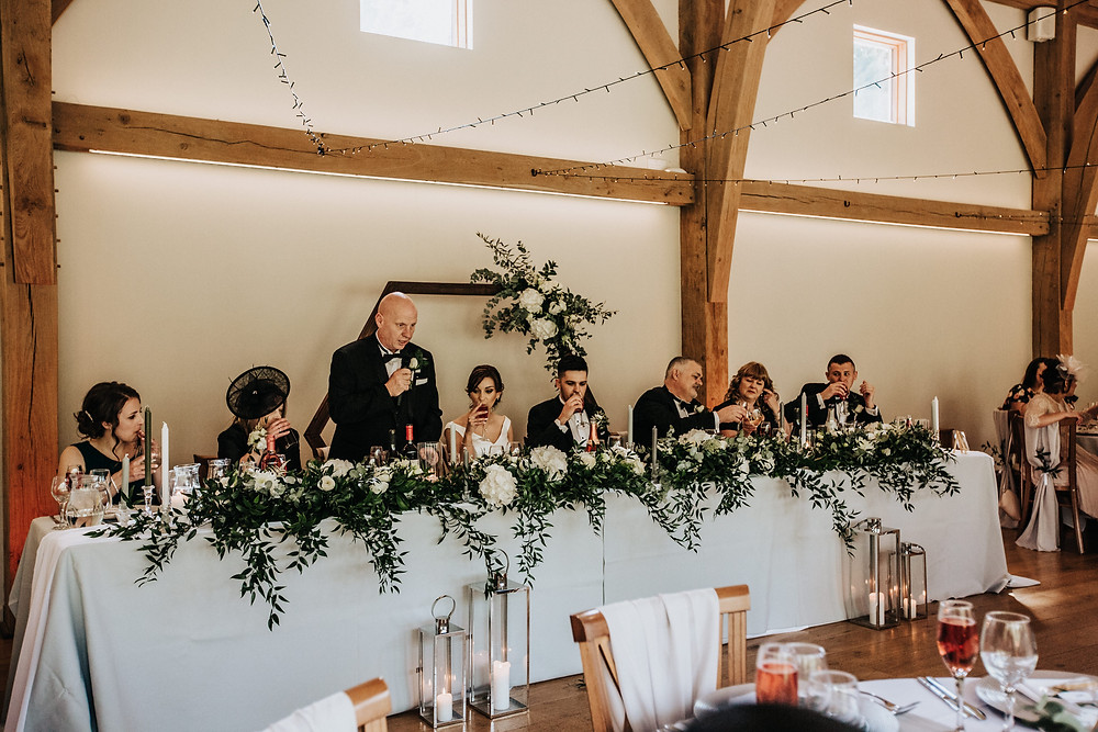 the mill barns top table
